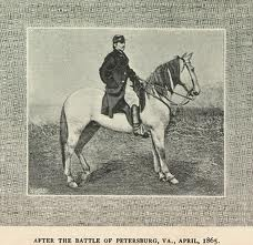 collis on horse